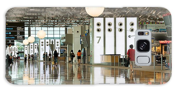 Singapore Changi Airport 02 Galaxy Case by Rick Piper Photography
