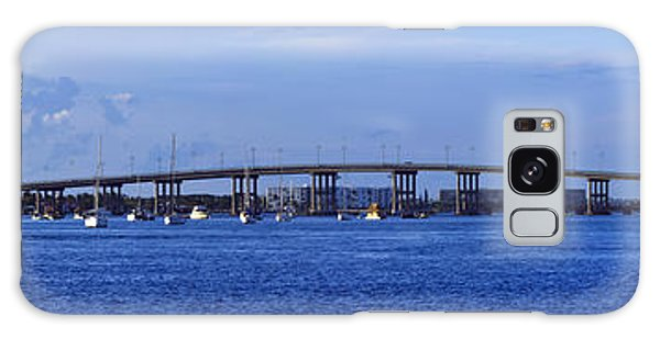 Singer Island Bridge Galaxy Case