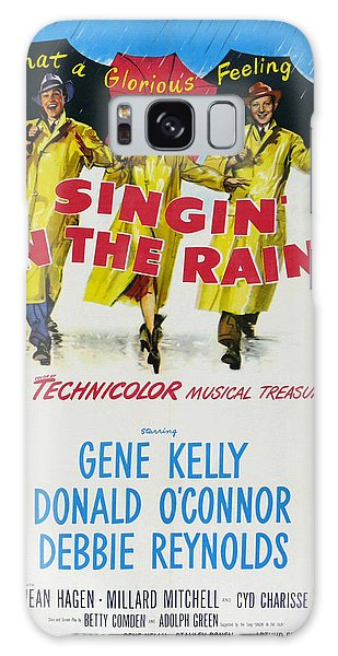 Singin In The Rain Galaxy Case