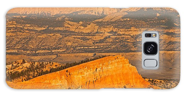 Sinking Ship Sunset Point Bryce Canyon National Park Galaxy Case