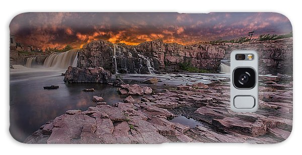Sioux Falls Galaxy Case by Aaron J Groen
