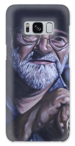 Sir Terry Pratchett Galaxy Case
