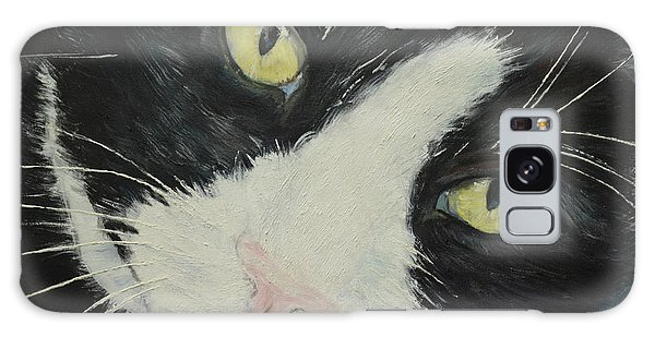 Sissi The Cat 1 Galaxy Case