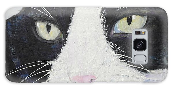 Sissi The Cat 2 Galaxy Case