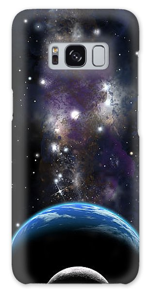 Sister Moon Nebula Galaxy Case