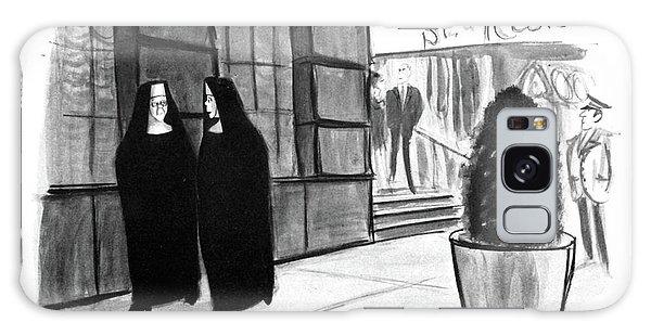 Sister Theresa Galaxy S8 Case