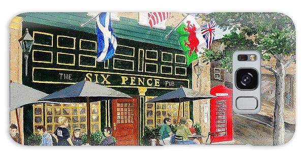 Six Pence Pub Galaxy Case