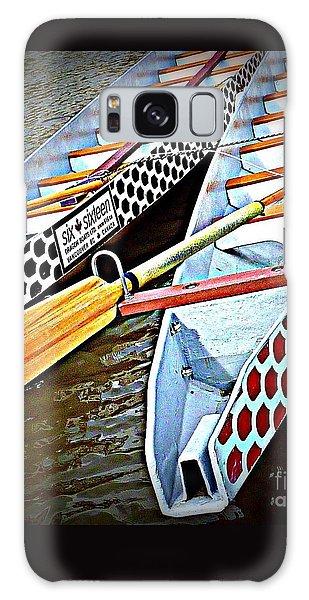 Six Sixteen Dragon Boat Galaxy Case