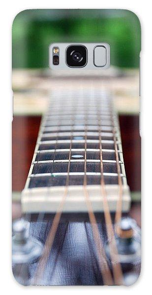 Six String Music Galaxy Case