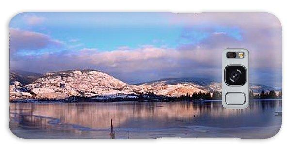 Skaha Lake Panorama 2/5/2014  Galaxy Case
