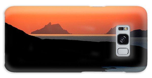 Skellig Islands  Galaxy Case