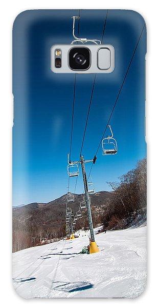 Ski Lift Galaxy Case