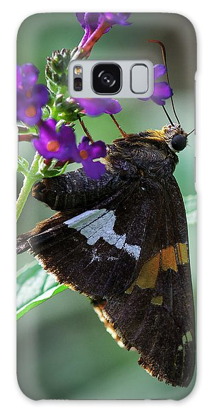 Galaxy Case featuring the photograph Skipper Z by Donald Brown