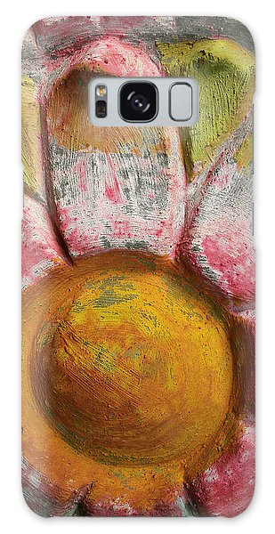 Skc 0008 Scraped Paint Galaxy Case by Sunil Kapadia
