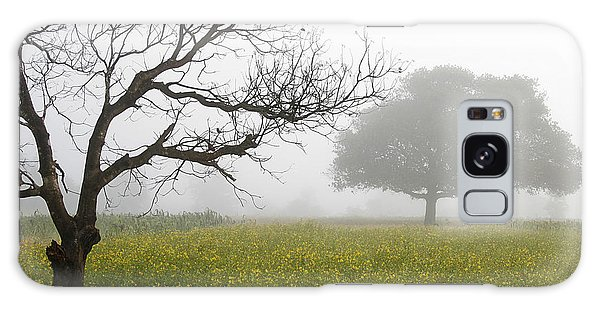 Skc 0058 Contrasty Trees Galaxy Case by Sunil Kapadia