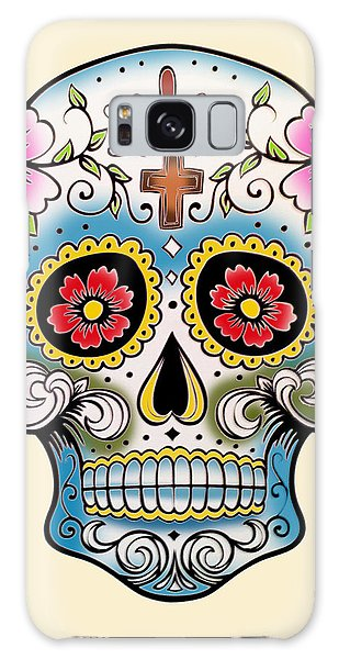 Gypsy Galaxy Case - Skull 10 by Mark Ashkenazi