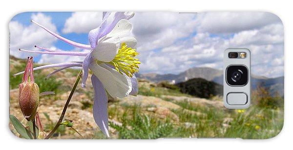 Sky Blossom  Galaxy Case by Alan Johnson