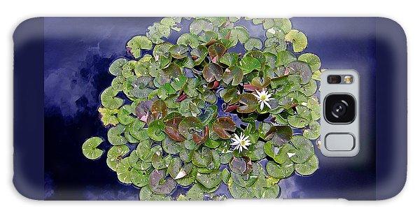 Sky Lilies Galaxy Case by Zafer Gurel