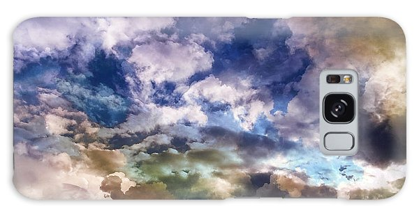 Thought Provoking Galaxy Case - Sky Moods - Sea Of Dreams by Glenn McCarthy