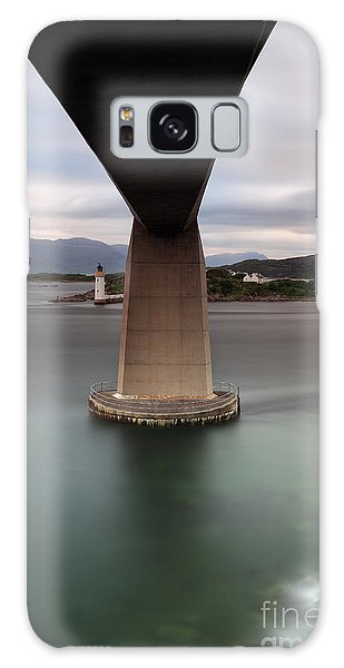 Skye Bridge At Sunset Galaxy Case