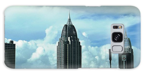 Skyline Over  Mobile Galaxy Case