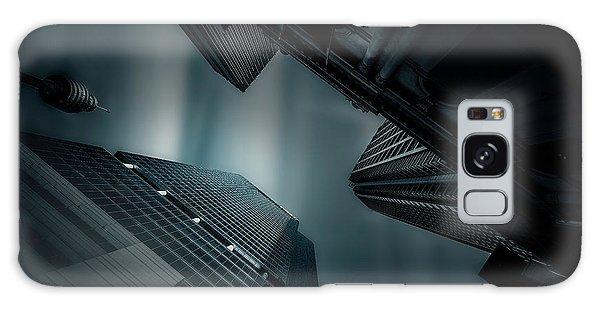 Australia Galaxy Case - Skyscraper In Sydney by Weihong  Liu