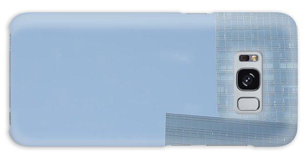 Skyscraper Galaxy Case by Stuart Hicks
