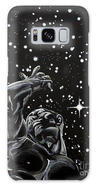 Skyward Galaxy Case by Denise Deiloh