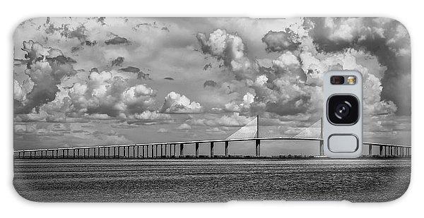 Bradenton Galaxy Case - Skyway Clouds by Marvin Spates