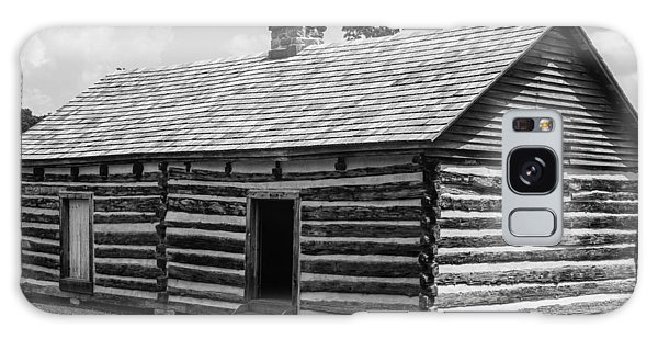 Slave Quarters At The Hermitage Galaxy Case by Robert Hebert