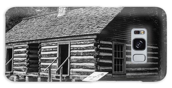 Slave Quarters Belle Meade Plantation Galaxy Case by Robert Hebert