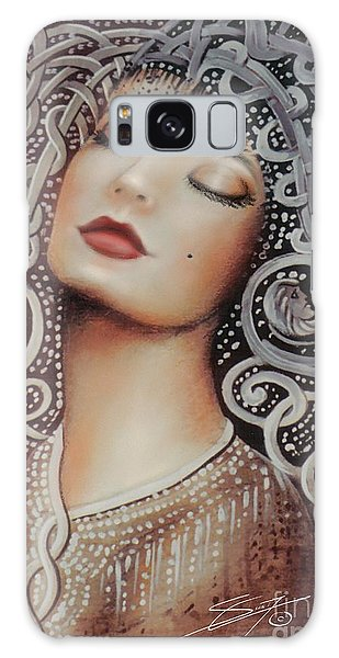 Sleeping Beauty Galaxy Case