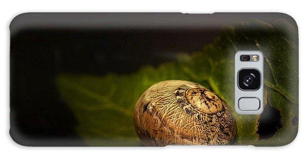 Sleeping Snail 01 Galaxy Case