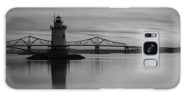 Sleepy Hollow Lighthouse Bw Galaxy Case
