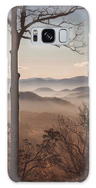 Slice Of The Smokies Galaxy Case
