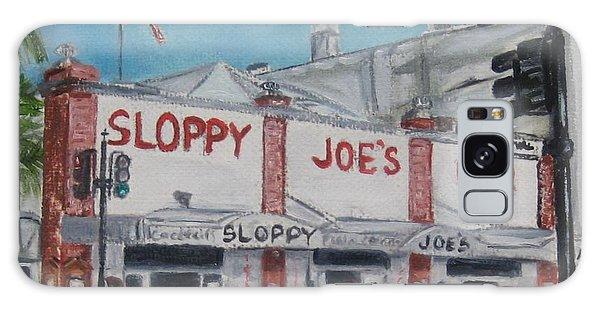 Sloppy Joe's Galaxy Case