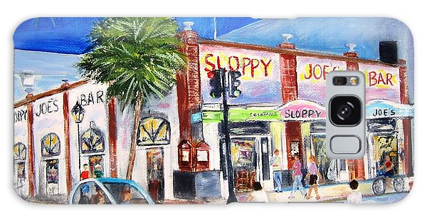 Sloppy's Nightlife Galaxy Case