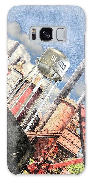 Sloss Furnace Galaxy Case by Davina Washington