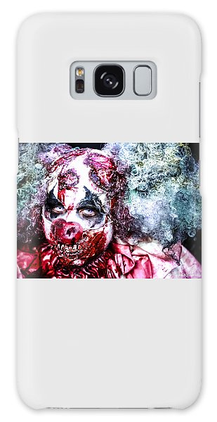 Galaxy Case featuring the photograph Sly Death by Stwayne Keubrick