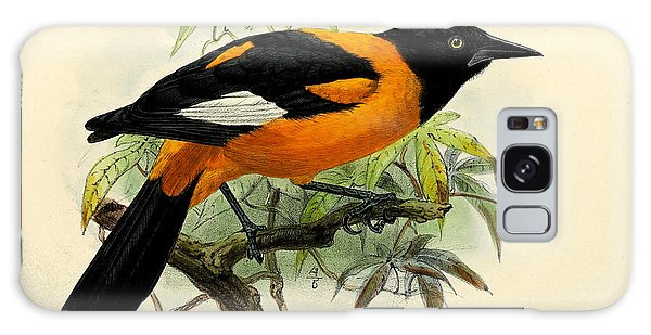 Small Oriole Galaxy Case