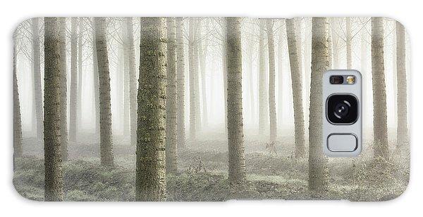 Woods Galaxy Case - Small Woodland by Fiorenzo Carozzi