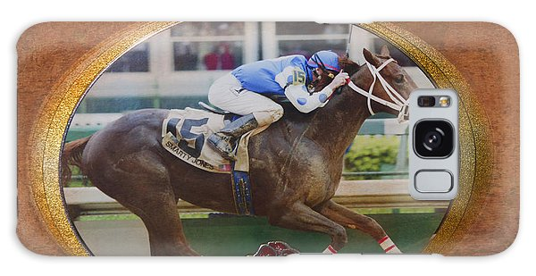 Smarty Jones Galaxy Case