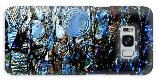 Smashed Galaxy Case by Cynthia Lagoudakis