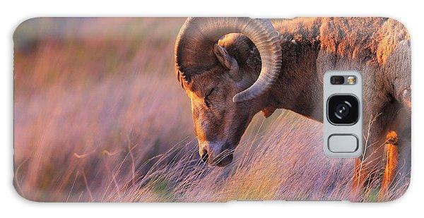 National Park Galaxy Case - Smell The Wind by Kadek Susanto