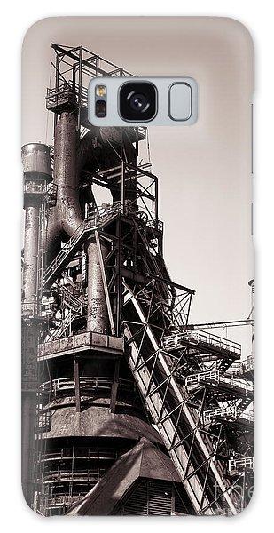 Bethlehem Galaxy Case - Smelting Furnace by Olivier Le Queinec
