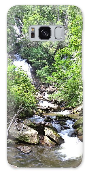 Smith Creek Downstream Of Anna Ruby Falls - 3 Galaxy Case