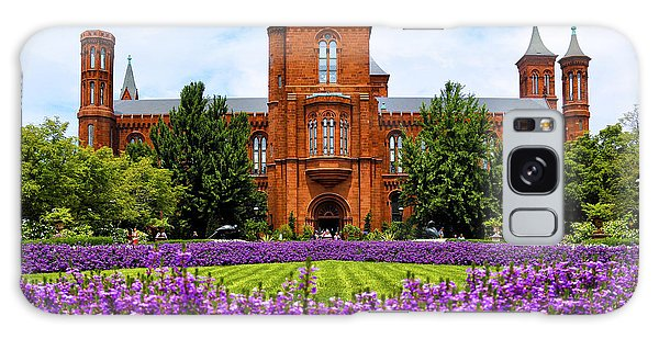Smithsonian Castle Galaxy Case