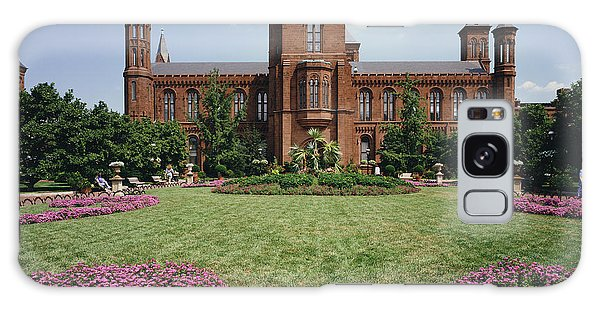 Smithsonian Institution Building Galaxy S8 Case