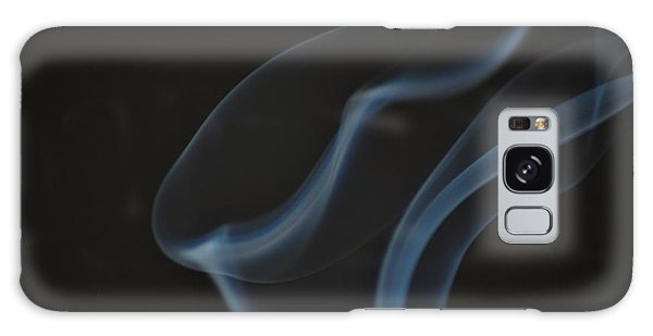 Smoke 1 Galaxy Case