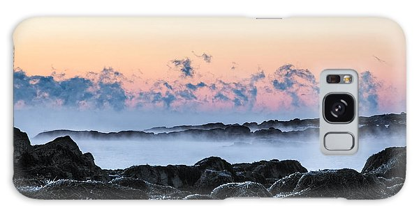 Smoke On The Water Galaxy Case by Robert Clifford